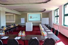 U-Form Bestuhlung Meeting