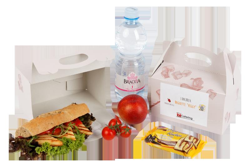Lunchboxen als Schulverpflegung für unterwegs